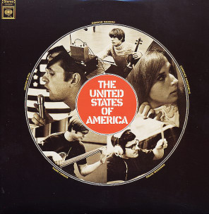 The United States of America's self-titled album (1968)