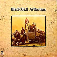 """Black Oak Arkansas"" by Black Oak Arkansas (1971)"