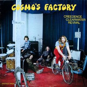 """Cosmo's Factory"" by Creedence Clearwater Revival (1970)"