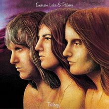"""Trilogy"" by Emerson Lake & Palmer (1972)"