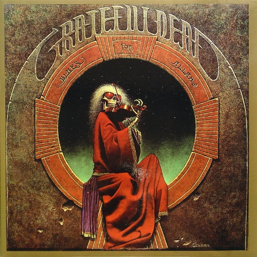 """Blues For Allah"" by Grateful Dead (1975)"