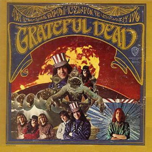 """The Grateful Dead"" by The Grateful Dead (1967)"