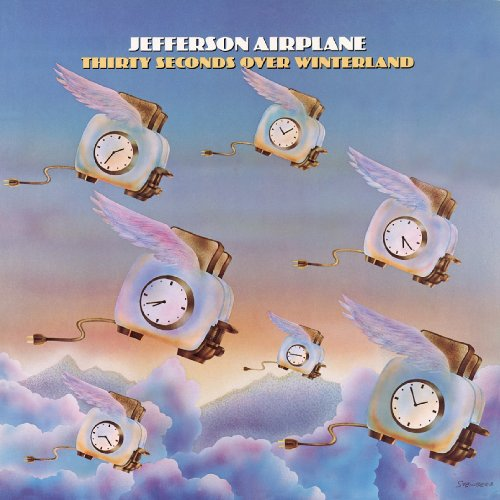 """Thirty Seconds Over Winterland"" by Jefferson Airplane (1973)"