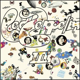 """III"" by Led Zeppelin (1970)"
