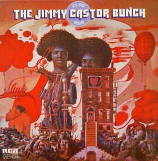 """It's Just Begun"" by The Jimmy Castor Bunch (1972)"
