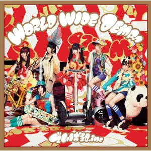 """World Wide Dempa"" by Dempagumi.inc (2013)"