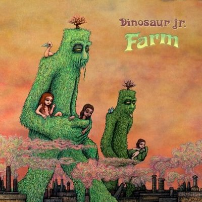 "Dinosaur jr ""Farm"""