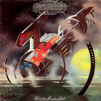 """Hall Of The Mountain Grill"" by Hawkwind (1974)"