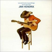 """Sound Track Recordings from the film Jimi Hendrix"" by Jimi Hendrix (rec. 1967-70, rel. 1973)"