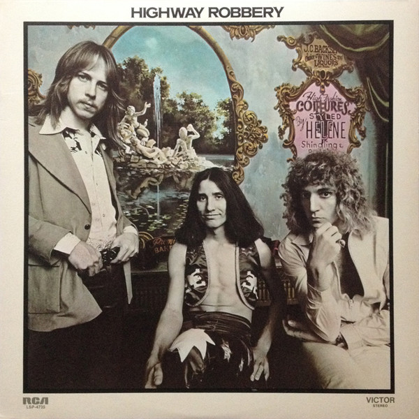 """For Love Or Money"" by Highway Robbery (1972)"