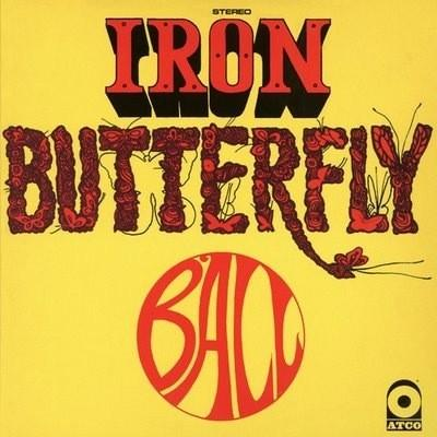 """Ball"" by Iron Butterfly (1969)"