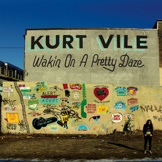 "Kurt Vile ""Wakin On A Pretty Daze"""
