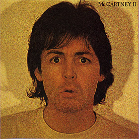 """McCartney II"" by Paul McCartney (1980)"