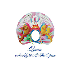 """A Night At The Opera"" by Queen (1975)"