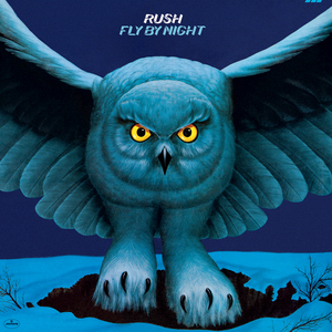 """Fly By Night"" by Rush (1975)"