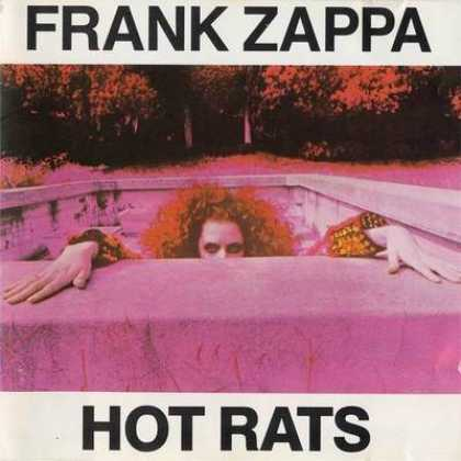 """Hot Rats"" by Frank Zappa (1969)"