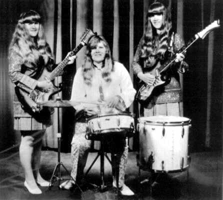 The Shaggs: Betty, Dorothy and Hellen Wiggin
