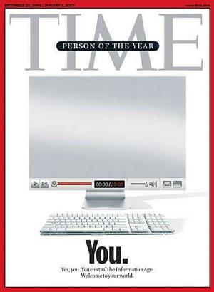 "Time's ""Person of the Year"" (2007)"