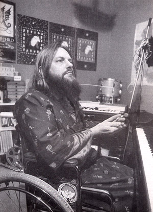 Robert Wyatt, born 28 January 1945
